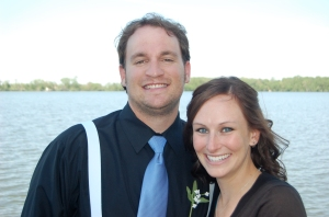 The Remley's, Kyle & Traci.  We loved spending the weekend with you two!